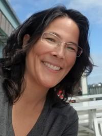 Author Angela Lam