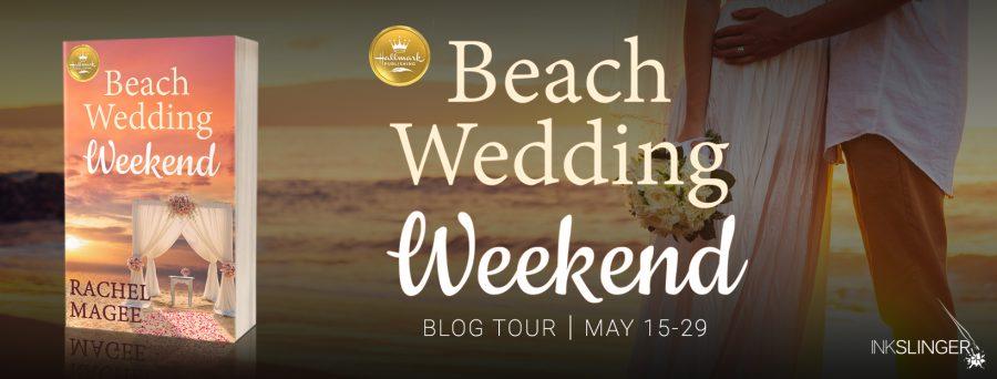 BEACH WEDDING WEEKEND Blog Tour