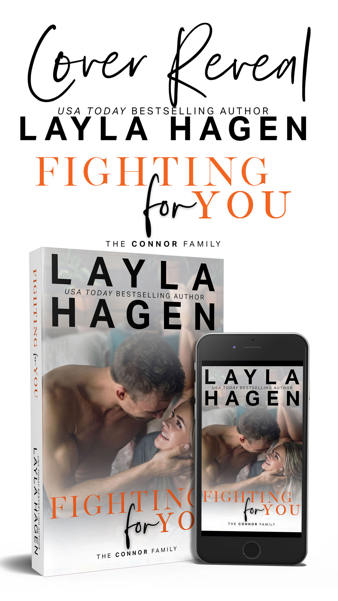 FIGHTING FOR YOU Teaser
