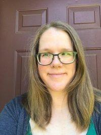 Author Katie Kaleski