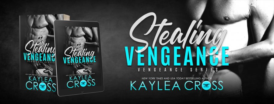 STEALING VENGEANCE Release Day