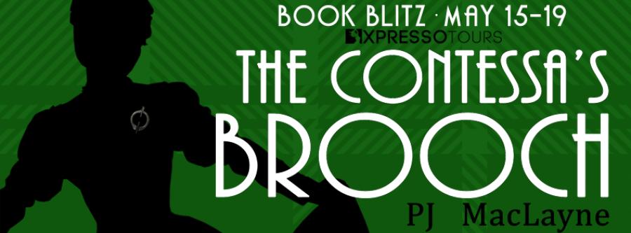 THE CONTESSA'S BROOCH Book Blitz