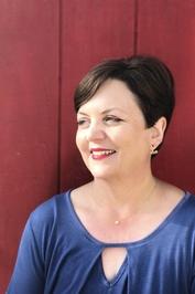 Author Lisa Brown Roberts