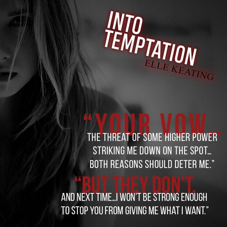 INTO TEMPTATION Teaser