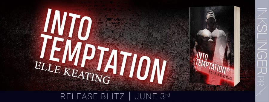 INTO TEMPTATION Release Day