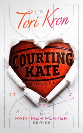 COURTING KATE (Panthers Players #1) by Tori Kron