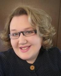 Author Rebekah Dodson