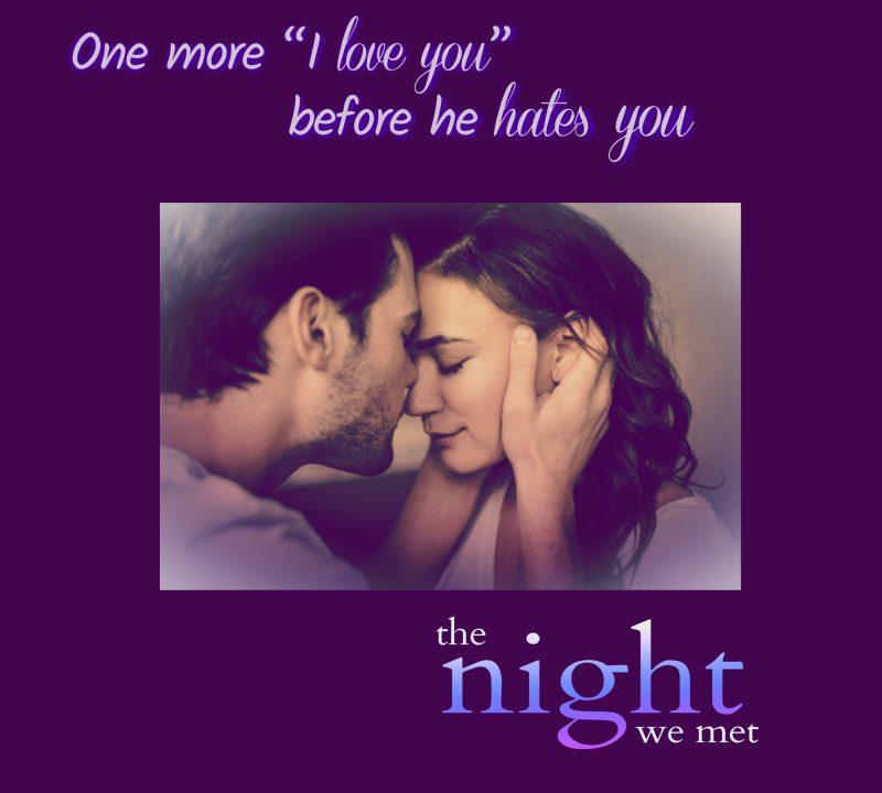 THE NIGHT WE MET Teaser