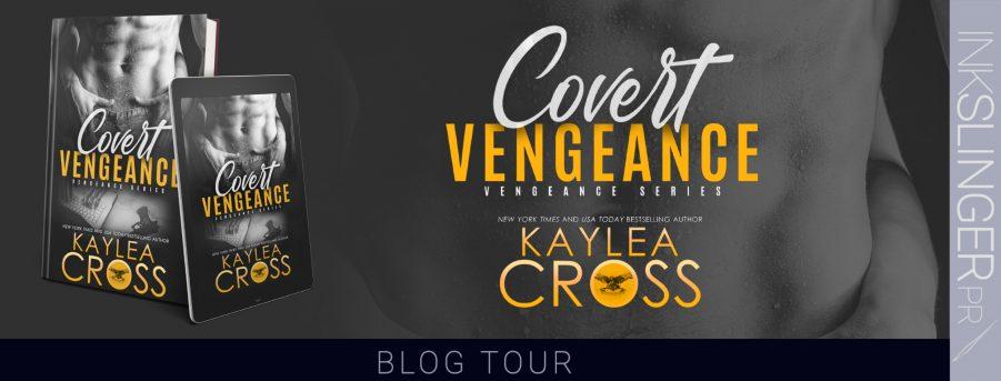 COVERT VENGEANCE Blog Tour