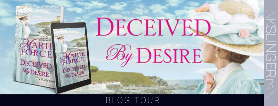 DECEIVED BY DESIRE Blog Tour