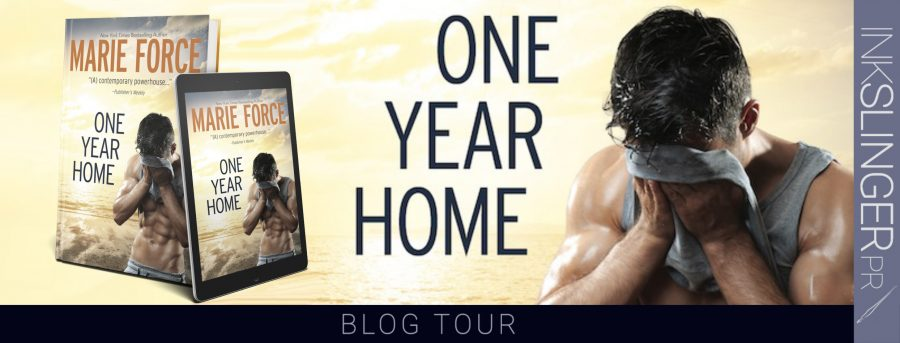 ONE YEAR HOME Blog Tour