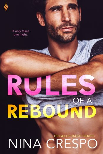 RULES OF A REBOUND (Breakup Bash #2) by Nina Crespo
