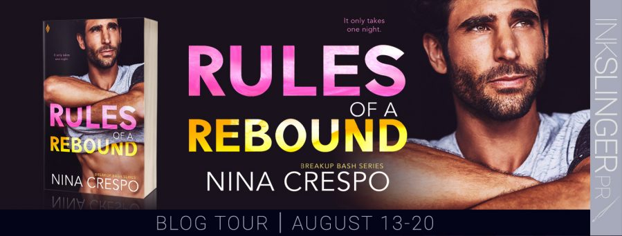 RULES OF A REBOUND Blog Tour