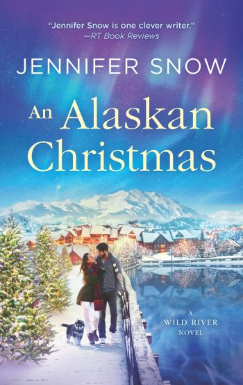 AN ALASKAN CHRISTMAS (Wild River #1) by Jennifer Snow