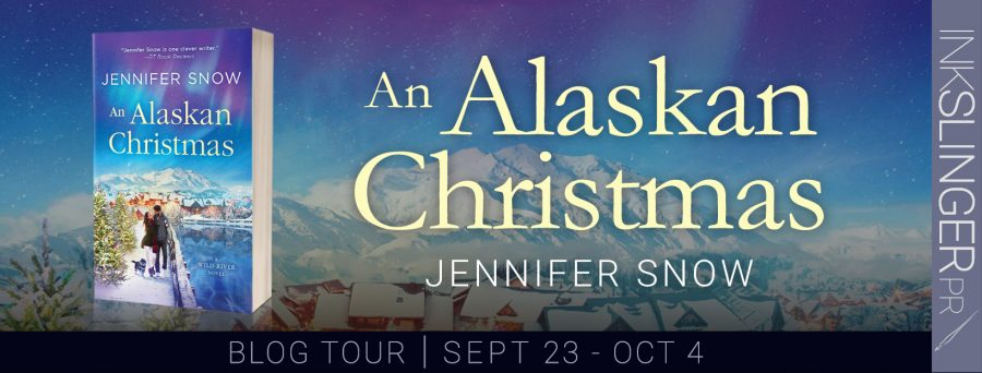 AN ALASKAN CHRISTMAS Blog Tour