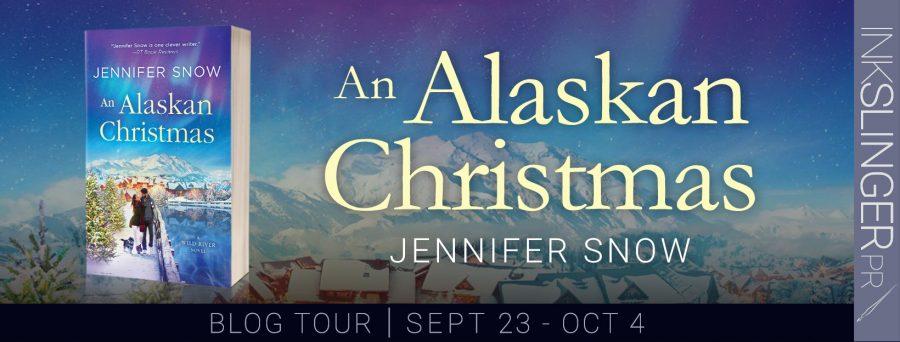 AN ALASKAN CHRISTMAS Blog Tour