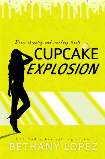CUPCAKE EXPLOSION (Cupcake #4) by Bethany Lopez