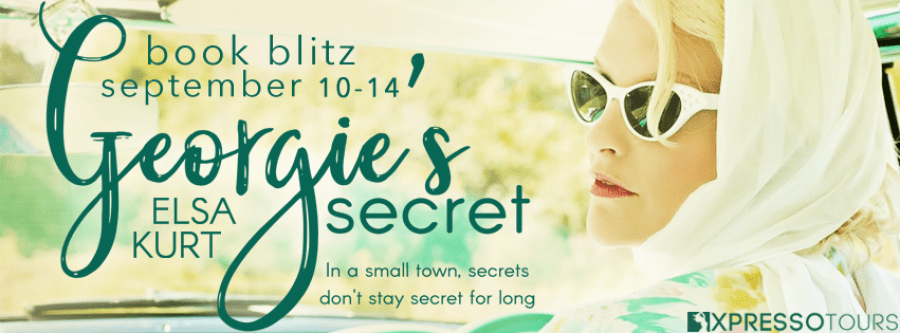 GEORGIE'S SECRET Book Blitz