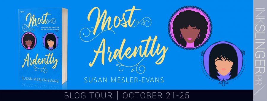MOST ARDENTLY Blog Tour