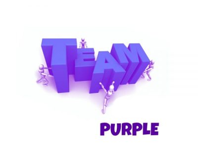 Team Purple