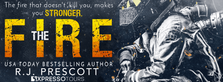 THE FIRE Cover Reveal