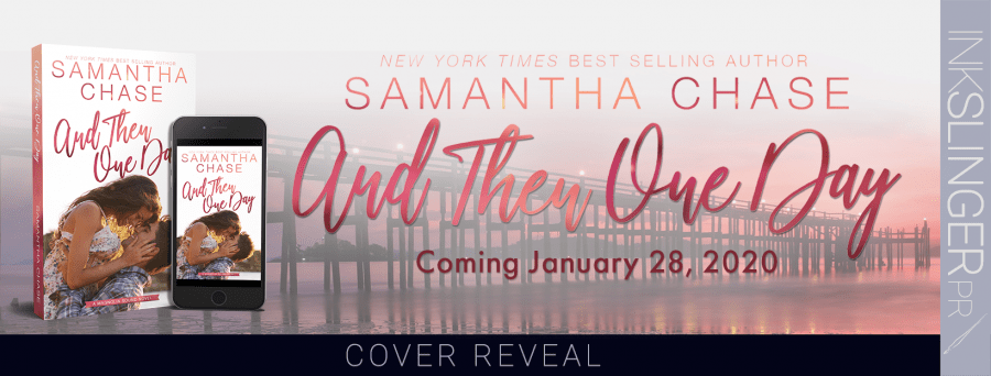 AND THEN ONE DAY Cover Reveal