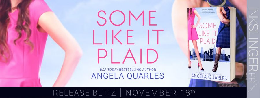 SOME LIKE IT PLAID Release Day