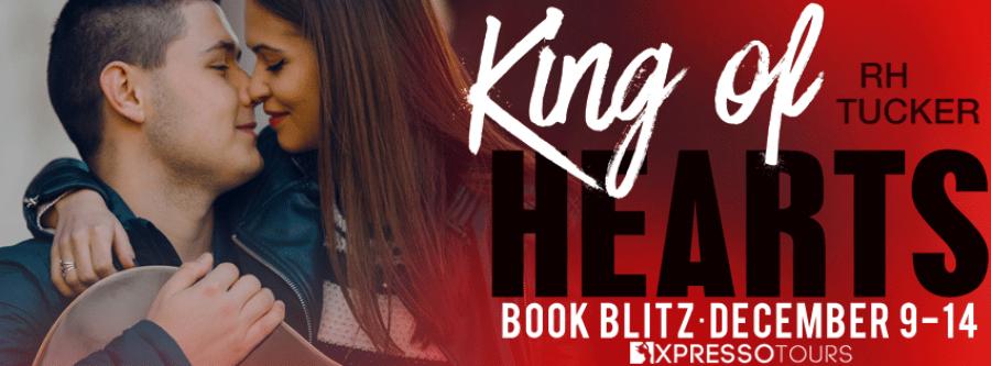 KING OF HEARTS Book Blitz