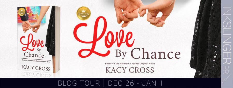LOVE BY CHANCE Blog Tour