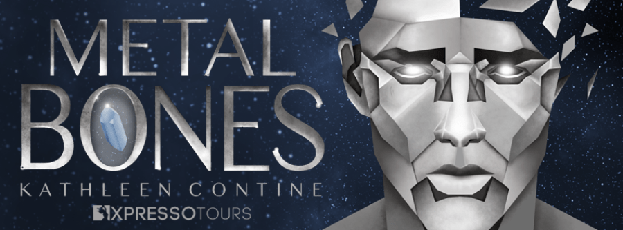METAL BONES Cover Reveal