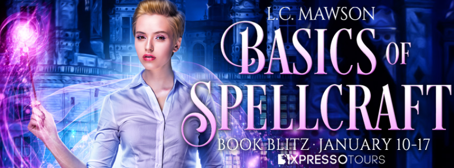 BASICS OF SPELLCRAFT Book Blitz