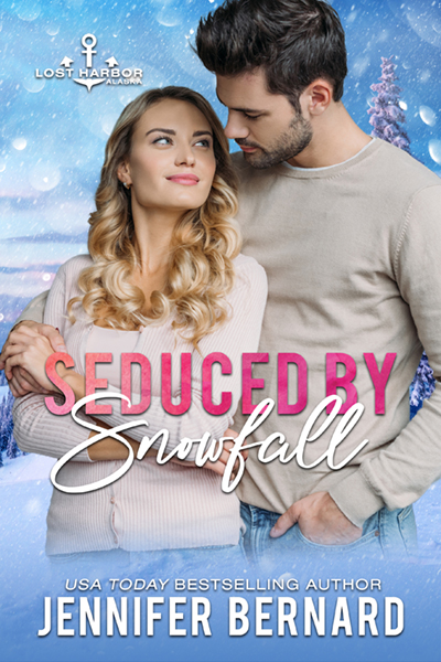 SEDUCED BY SNOWFALL (Lost Harbor, Alaska Series #3) by Jennifer Bernard