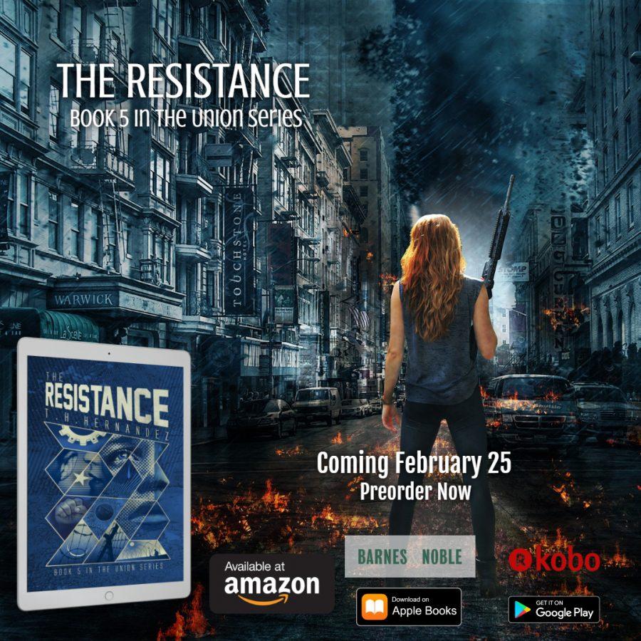 THE RESISTANCE Teaser