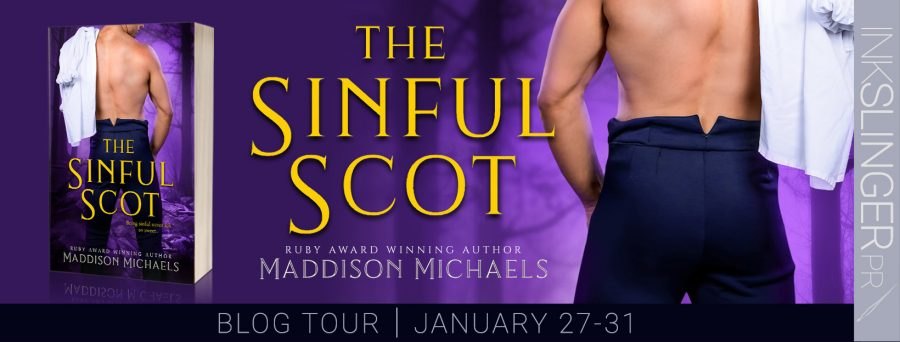 THE SINFUL SCOT Blog Tour