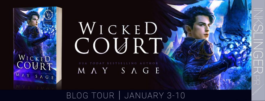 WICKED COURT Blog Tour