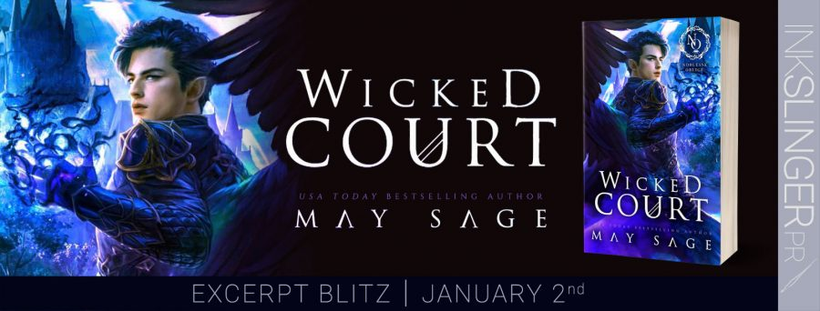 WICKED COURT Excerpt Reveal