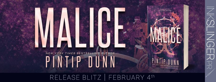 MALICE Release Day