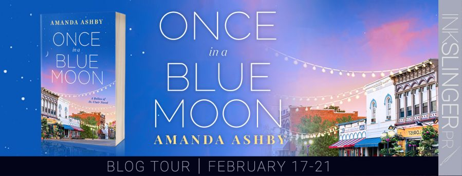 ONCE IN A BLUE MOON Blog Tour