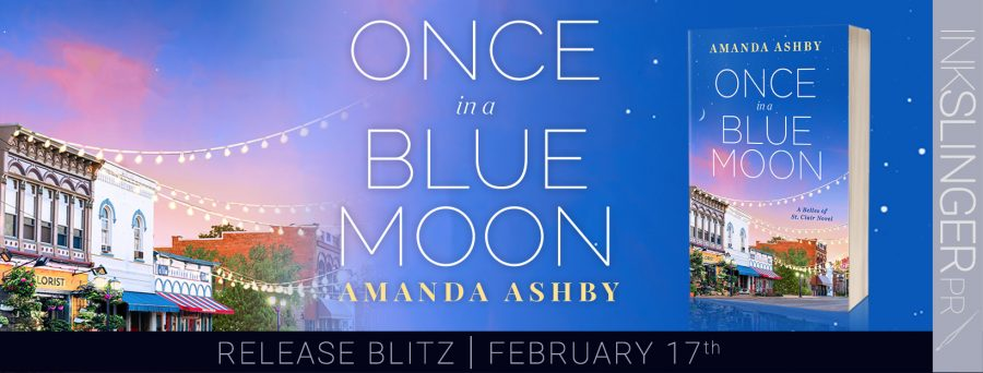 ONCE IN A BLUE MOON Release Day