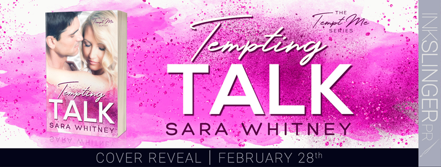 TEMPTING TALK Cover Reveal