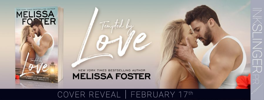 TEMPTED BY LOVE Cover Reveal