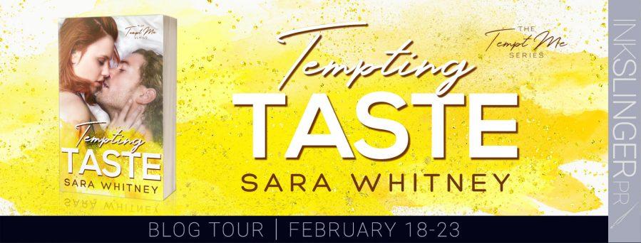 TEMPTING TASTE Blog Tour