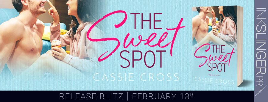 THE SWEET SPOT Release Day