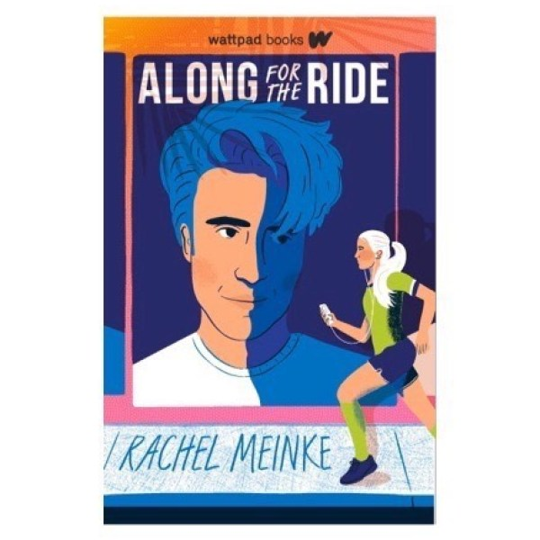 ALONG FOR THE RIDE by Rachel Meinke
