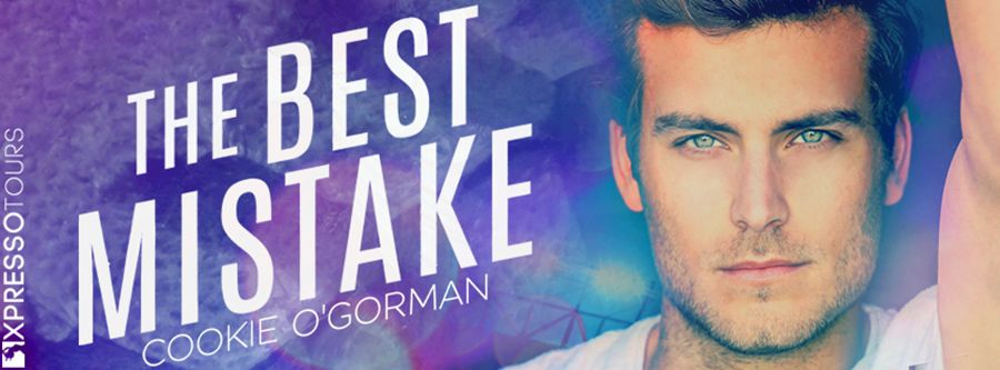 Author Cookie O'Gorman is unveiling the cover to THE BEST MISTAKE, the first book in her new adult contemporary romance series, Southern U O'Brien Brothers, releasing April, 2020