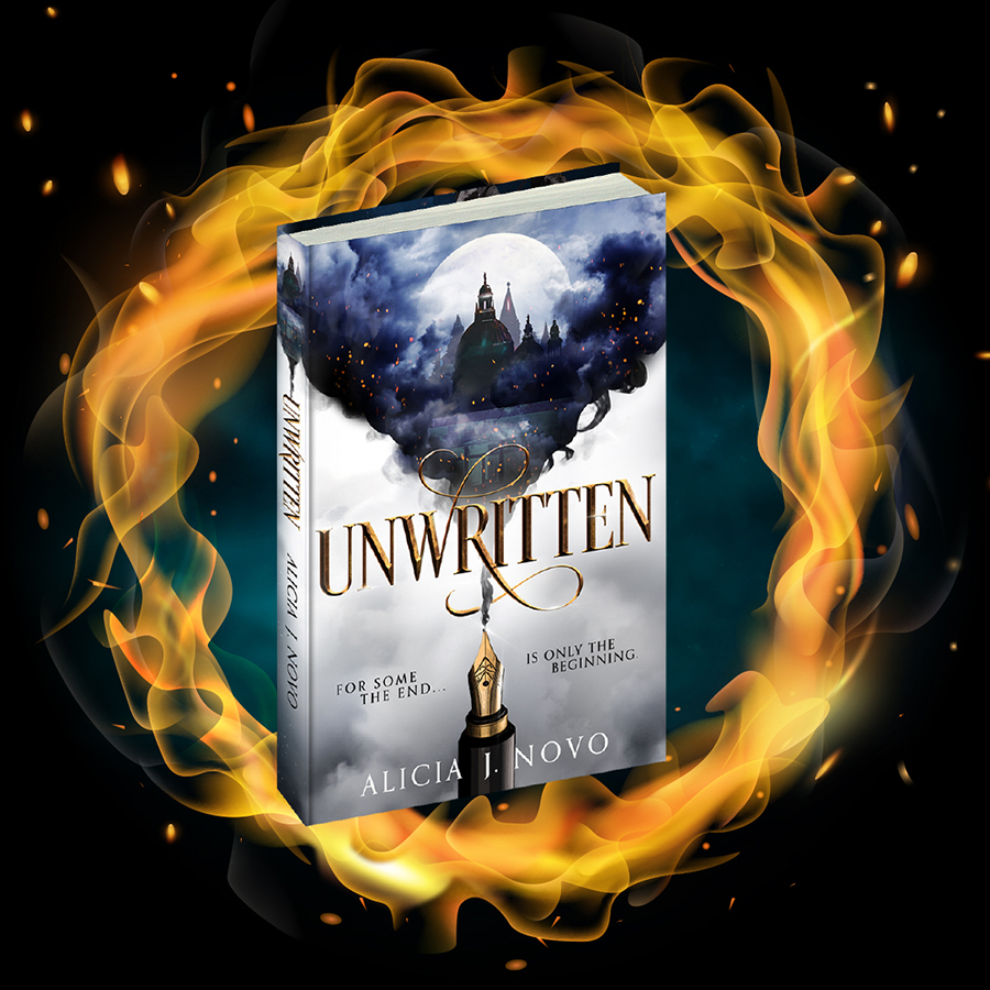 UNWRITTEN, the first book in the young adult fantasy series, The Zweeshen Chronicles, releasing November 14, 2020