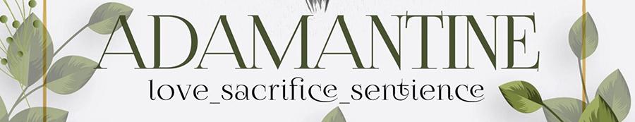 ADAMANTINE, an adult scifi romance, releasing June 1, 2020