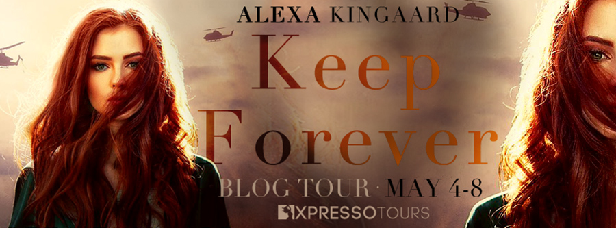 Welcome to the blog tour for KEEP FOREVER, a standalone adult historical romance/women's fiction, by award-winning author, Alexa Kingaard