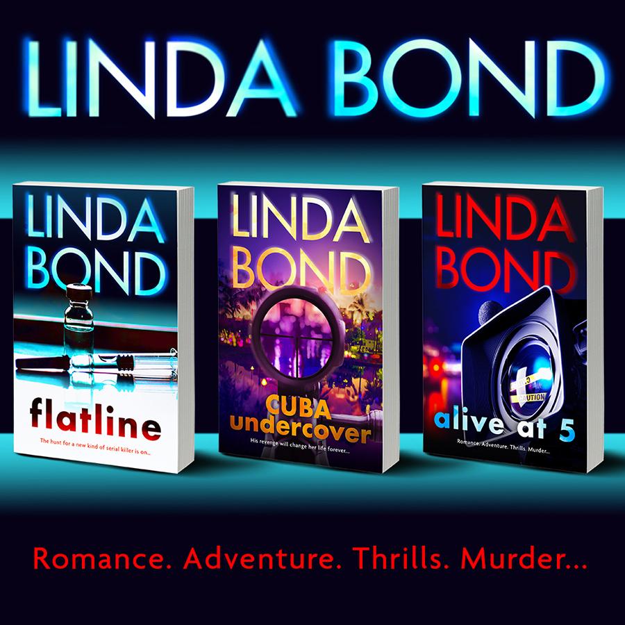 The Investigators Series by Linda Bond