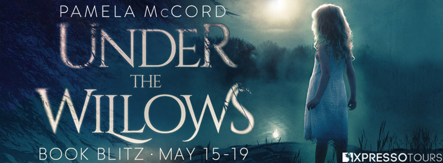 Welcome to the book blitz for UNDER THE WILLOWS, a stand-alone adult mystery by Pamela McCord